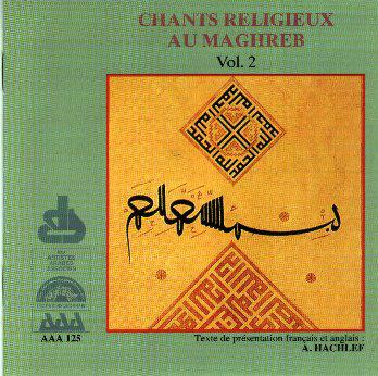 Chants Religieux Au Maghreb