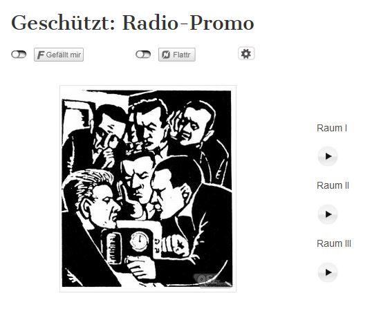 Radio Weltklang Promo