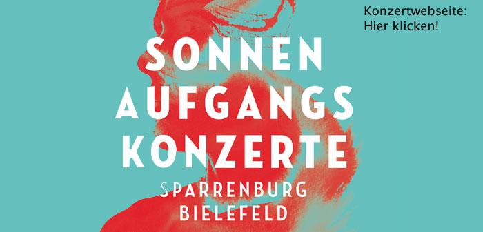 Sparrenburg Bielefeld - SonnenaufgangsKonzerte