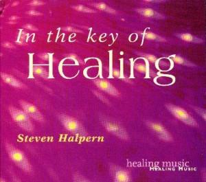 "Steven Halpern – ""n the key of Healing"""