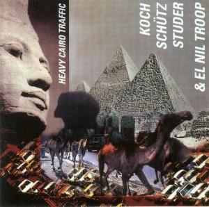 """Koch-Schütz-Studer & El Nil Toop - """"Heavy Cairo Traffic"""""""