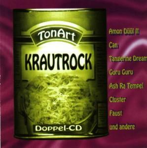 "V.A. - ""Krautrock"" DCD"