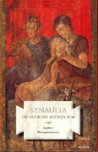 "SYNAULIA - ""Die Musik des antiken Roms"" cover"