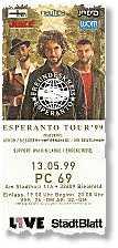 "Freundeskreis - ""Esperanto"" Ticke PC 69 Bielefeld"