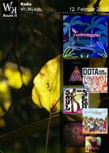 weltklang Nr. 132 - Raum II [wdh] @ Radio Flora | Hannover | Niedersachsen | Deutschland