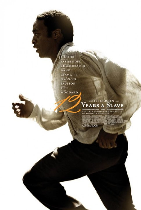 12 Years a Slave - by Steve McQueen