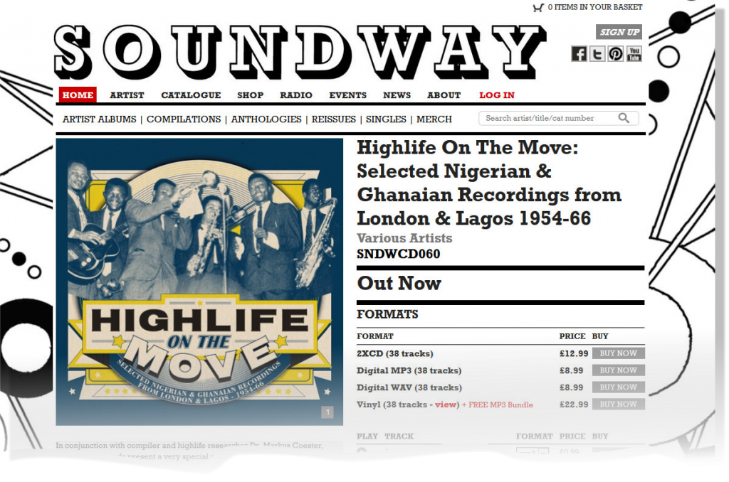 SoundWay HighLife