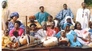 Toumani & Sidiki Diabaté - family