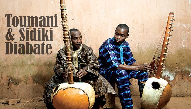 Toumani & Sidiki Diabaté - Toumani & Sidiki