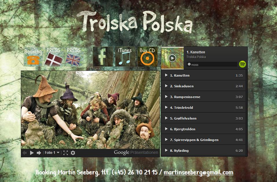 Trolska Polska - Homepage