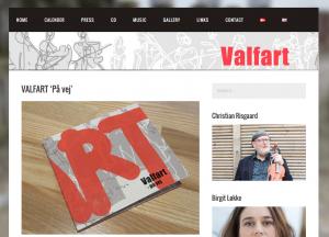 Valfart - HP