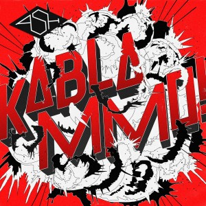 Albumcover_Ash_-_Kablammo