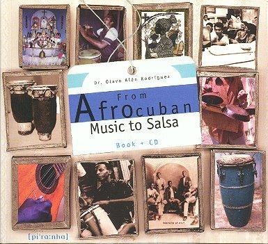 "Dr. Olavo Alén Rodríguez - ""From Afrocuban Music to Salsa"""