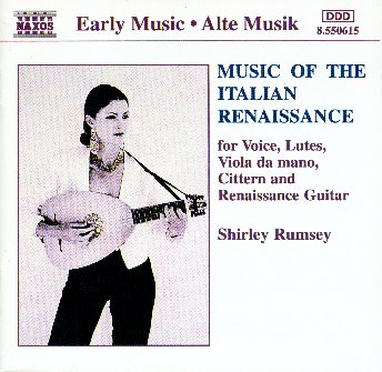 Shirley Rumsey NAXOS